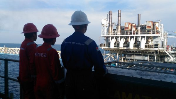 instrument and control in oil and gas industry