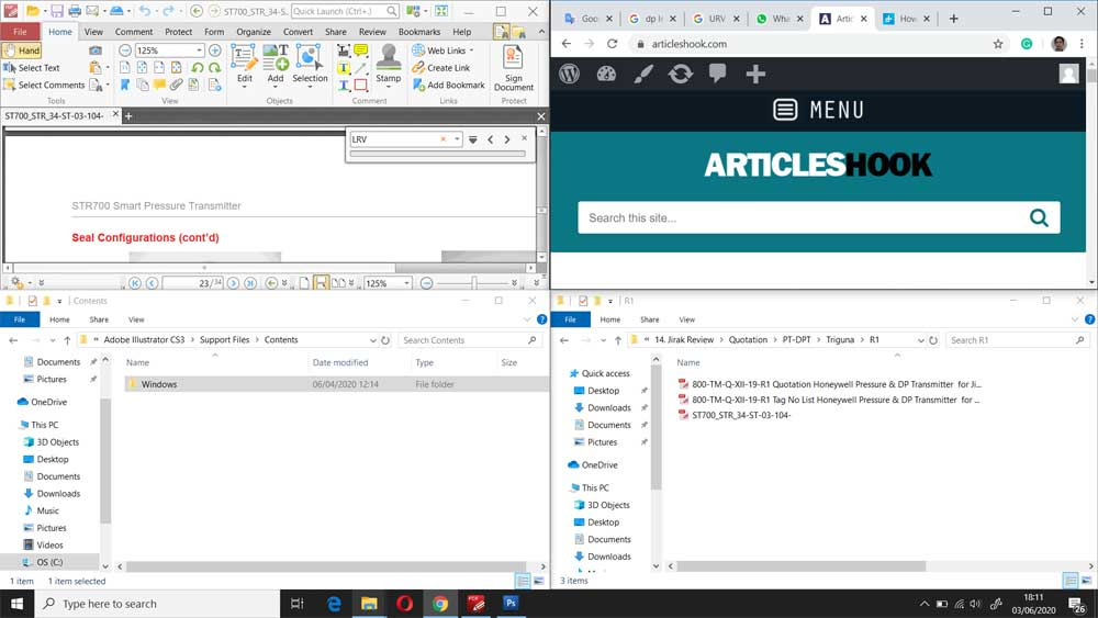 windows 10 split screen for engineer